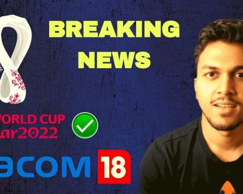 Viacom18 buys media rights for FIFA World Cup 2022 | World Cup 2022 India broadcast