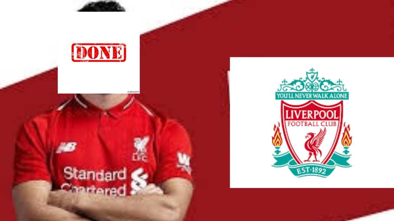 WELCOME TO LIVERPOOL : 21-Y/O Euro 2020 star sign contract today, after medical test successfull