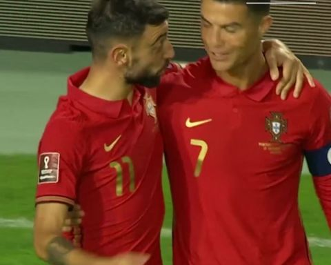Bruno Fernandes vs Luxembourg  Describe him to someone who hasn't seen him play...