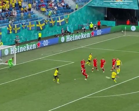 How good was Emil Forsberg at EURO 2020?  Happy birthday,    ...