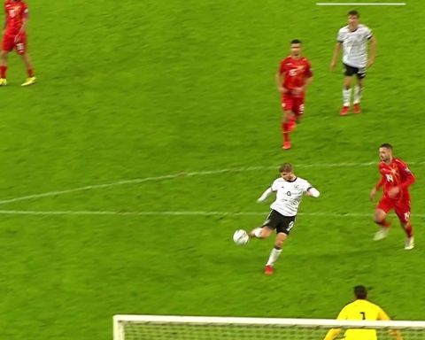 This Timo Werner finish = ____   ...