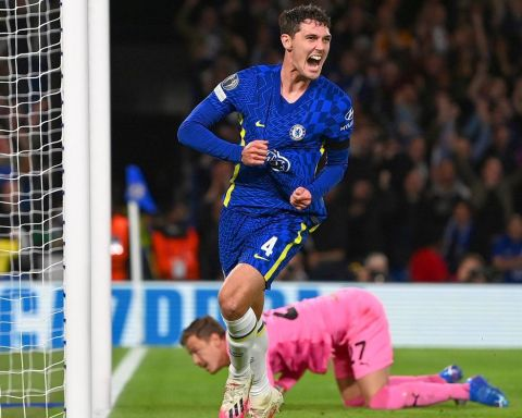 What was special about this Christensen goal?   ...