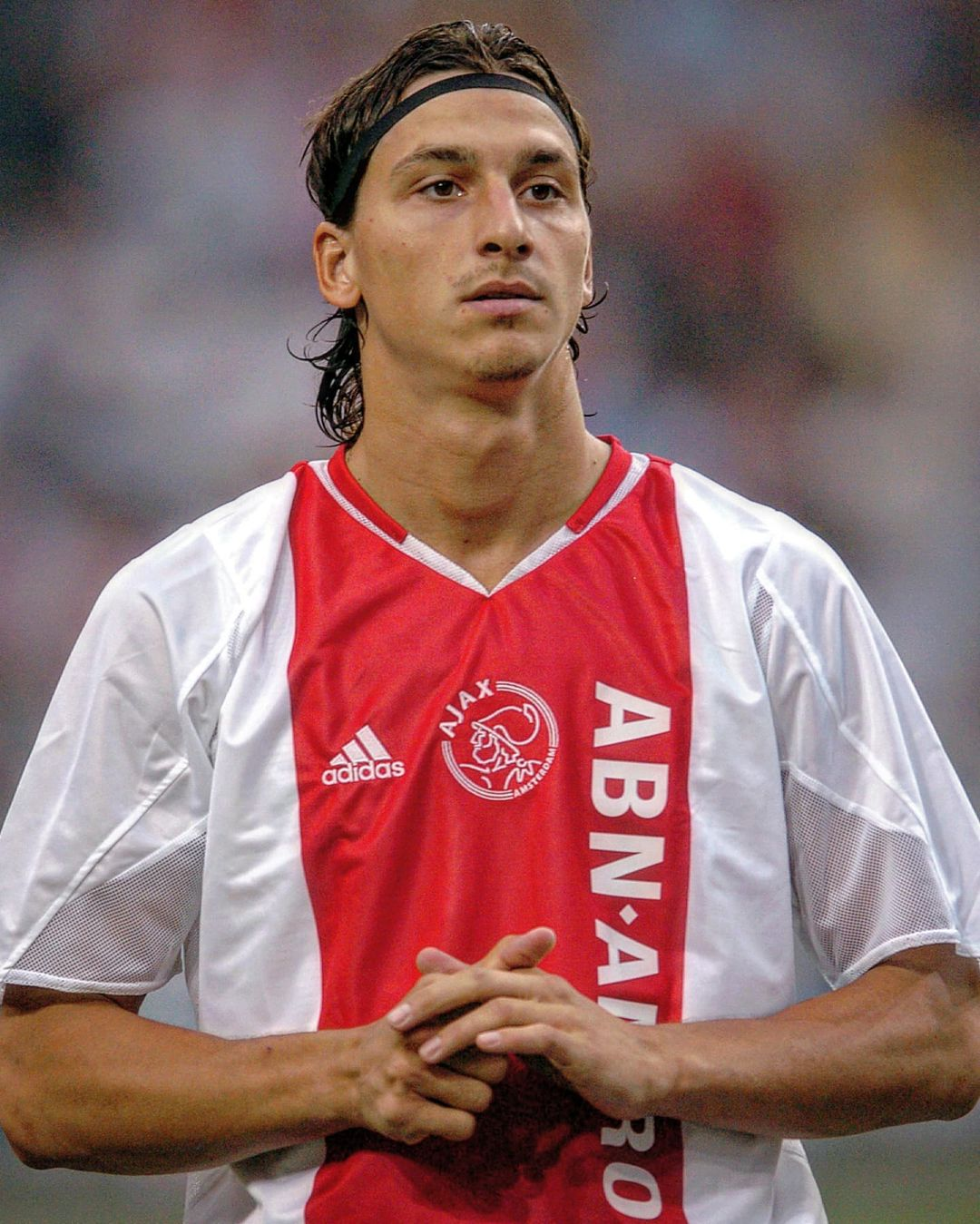 Which club was Zlatan at when you first saw him  ...