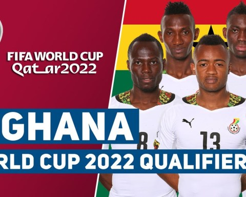 GHANA SQUAD FIFA WORLD CUP 2022 - AFRICA QUALIFIER