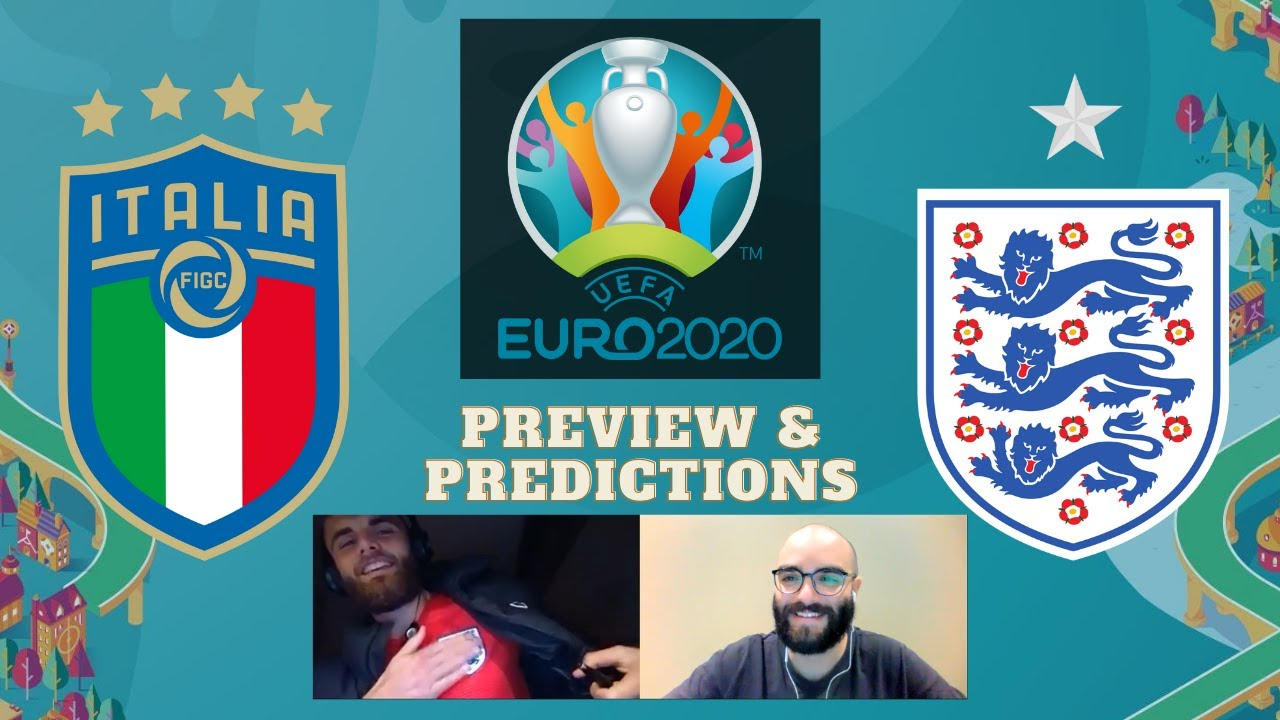 Italy vs England | UEFA Euro 2020 Final Preview and Predictions