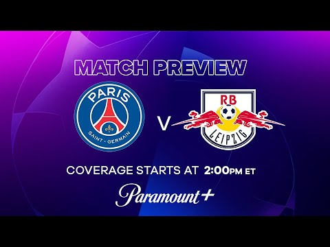 PSG v. RB Leipzig Champions League Matchday 3: Full Preview and Prediction