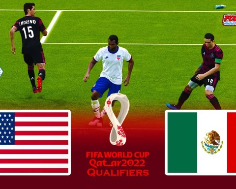 USA vs MEXICO | FIFA World Cup 2022 Qualifiers | eFootball PES 2021 | Gameplay PC