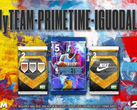 Locker Code  Use this code for a guaranteed Primetime IV Pack, Nike gold shoe pa...