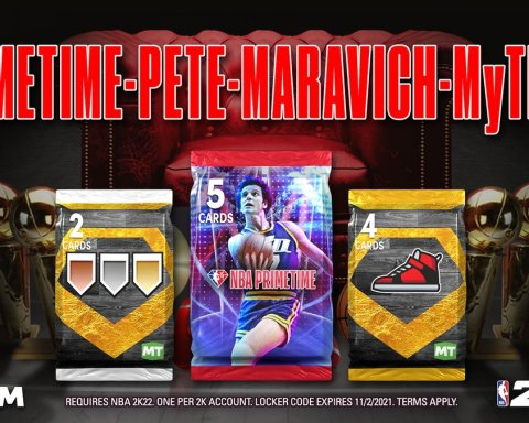 Locker Code  Use this code for an NBA Primetime II Pack, Tight Handles Badge Pac...
