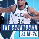 1 day until the NBA Restart!  Finally, it's time to ball  Seeding Games begin ...