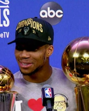&  share a special bond…. and now NBA champs! ...