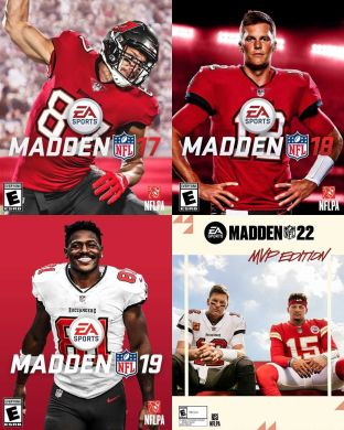 Four of the last six  cover athletes are now on the Bucs ...