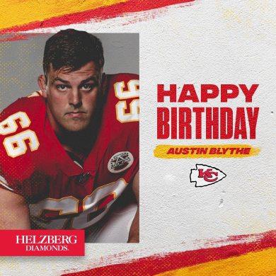 Happy birthday, Austin ...