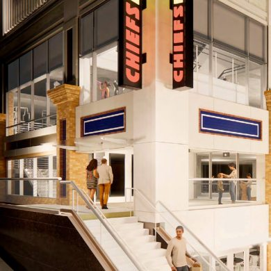 The second  location will open on the Country Club Plaza in Missouri at the star...