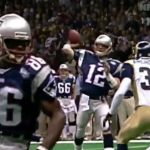 first Super Bowl TD.  Watch Super Bowl XXXVI TODAY at 3pm ET on ...