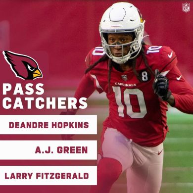 Which pass-catching group is best in the NFC West?...