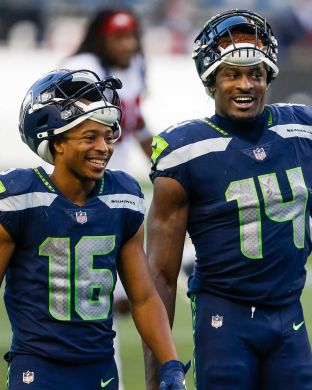 Who's the best WR duo in the NFL?   : AP/USAT...