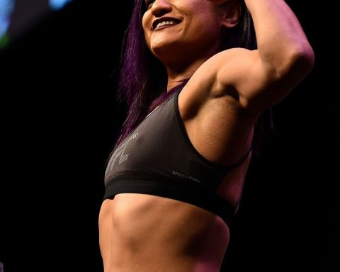 New division, new Cynthia?  She makes the jump to flyweight on Saturday. ...