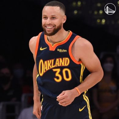 What. A. YEAR.   Stephen Curry is a finalist for the 2020-21 NBA Most Valuable P...