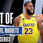 Best Of Lakers Vs. Nuggets Season Series!