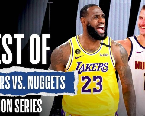 Best Of Lakers Vs. Nuggets Season Series!