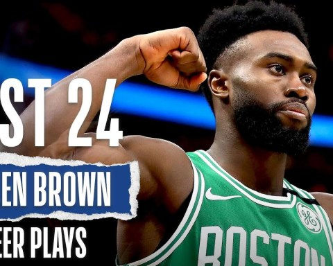 Jaylen Brown's 24 BEST Plays | #NBABDAY ?