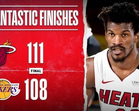 Miami Heat Earn Dramatic #NBAFinals Game 5 Win ? | Fantastic Finish