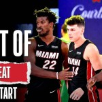 Miami Heat's BEST Plays From NBA Restart!