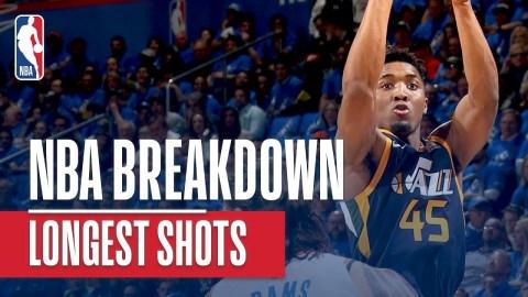 NBA Breakdown: Longest Shots of the 2018 NBA Season