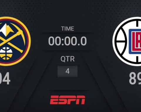 Nuggets @ Clippers | NBA on ESPN Live Scoreboard | #WholeNewGame
