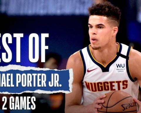 The Best Of Michael Porter Jr.'s Last 2 Games | NBA Restart