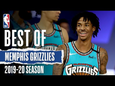 The Best Plays From The Memphis Grizzlies | 2019-20 Season