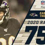 #75: Earl Thomas (S, Ravens) | Top 100 NFL Players of 2020