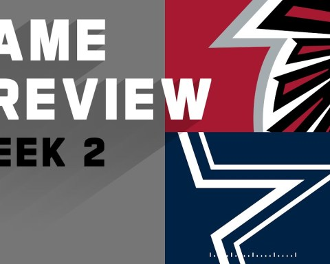 Atlanta Falcons vs. Dallas Cowboys Week 2 NFL Game Preview