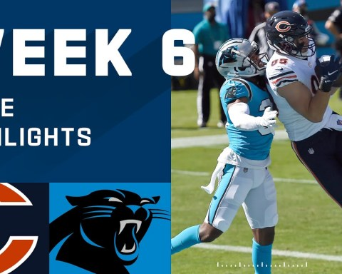 Bears vs. Panthers Week 6 Highlights   NFL 2020