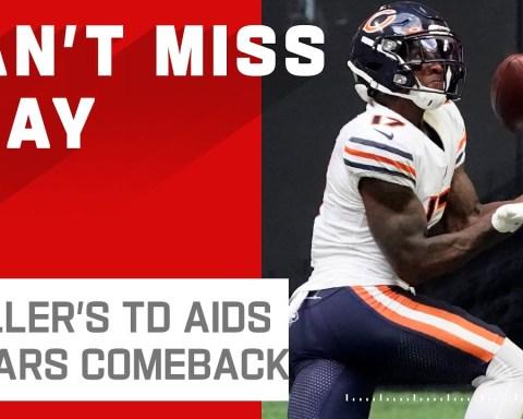Chicago Comeback? Bears Take Lead w/ 2 Mins Left!