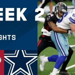 Falcons vs. Cowboys Week 2 Highlights   NFL 2020