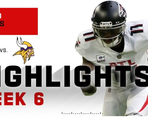 Julio Jones Goes CRAZY w/ 137 Receiving Yds & 2 TDs | NFL 2020 Highlights