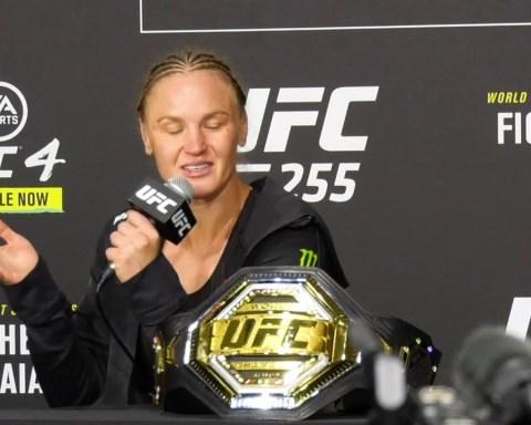 UFC 255 Post Fight Winner Speeches