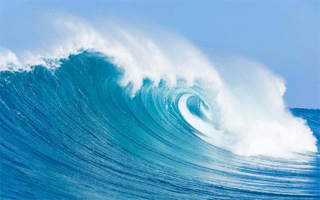what is an ocean