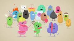 "The cartoons from Tangerine Kitty's ""Dumb Ways to Die"""