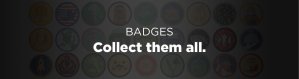 New Badges: That's No Moon, The First Folio and Jam Session