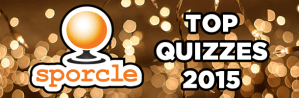 Top 15 Quizzes of 2015