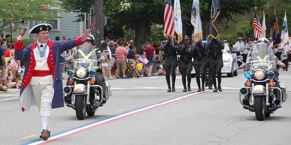 Bristol's 4th of July Parade