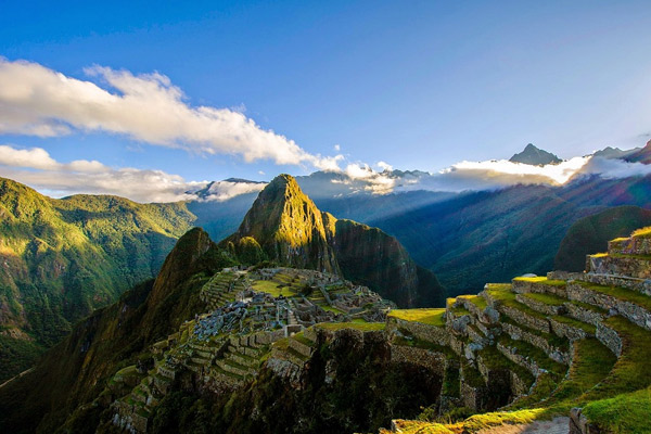 Andes Geography Facts