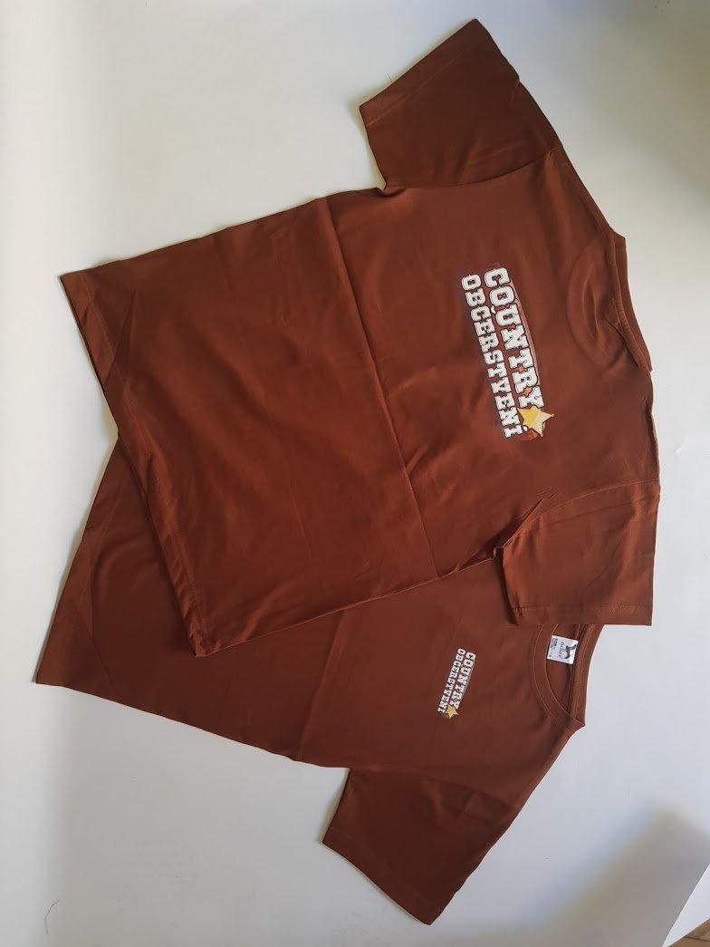 Potisk triček Country Občerstvení