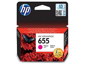 ink-jet pro HP DJ 3525 Advant. magenta,600 str.,orig.,No.655