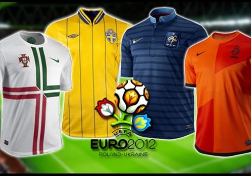 Euro 2012 formaları