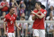 Bayern Münih Augsburg maçı