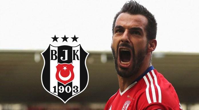 Alvaro Negredo Beşiktaş